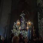 Señor del Gran Poder en la Catedral / J.M. SERRANO