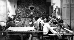 Las oficiales del taller de Rodríguez Ojeda