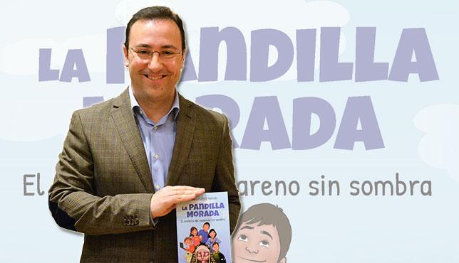 Antonio Puente Mayor, autor del libro / PEDRO ARANDA