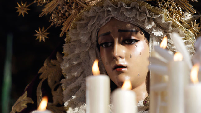 La Virgen del Baratillo / V. GÓMEZ