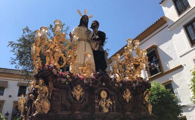 El Beso de Judas, La Redención. FOTO: J. Macías
