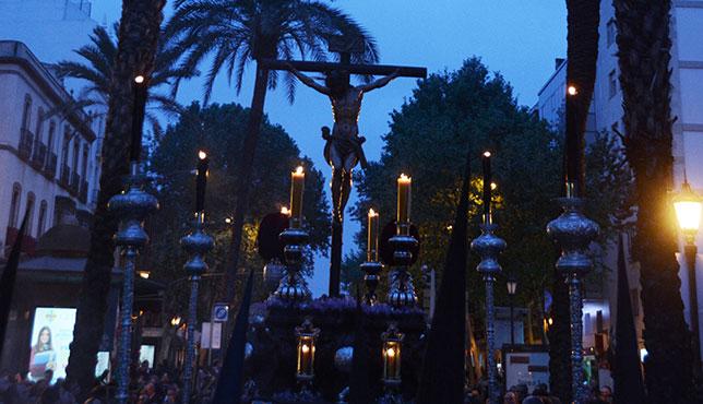 Cristo del Calvario en San Pablo / JAVIER COMAS