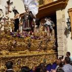 El misterio de San Benito saliendo / JESÚS SPÍNOLA