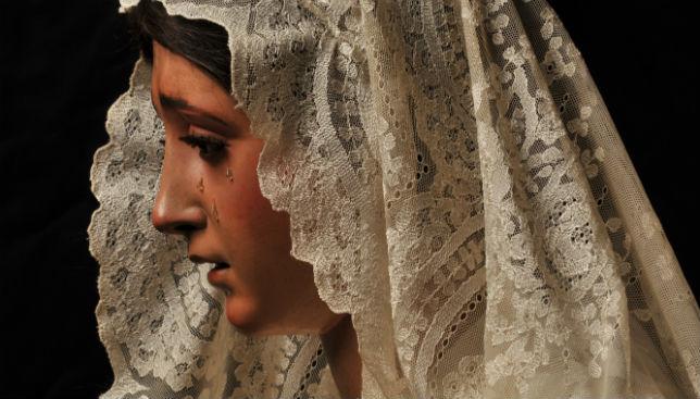 La Virgen de Montserrat / RECHI - COMAS