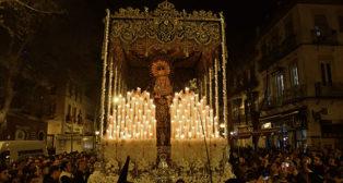 Palio de la Virgen de la Estrella en 2018. Foto: J.J.COMAS.