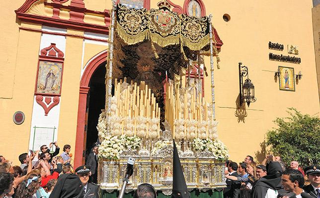 Sábado Santo 2019: La Trinidad - Pasión en Sevilla