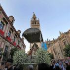 Procesión de la Virgen de los Reyes 2016