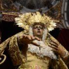La Virgen de la Amargura / M. J. RODRÍGUEZ RECHI