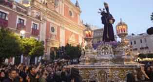 Nuestro Señor Jesús de la Pasión, en El Salvador (Manu Gómez)