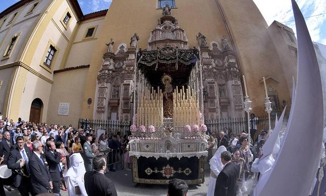 La Virgen del Subterráneo / J. M. SERRANO