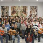 Escolanía de la hermandad de la Macarena. Foto: Hdad de la Macarena.