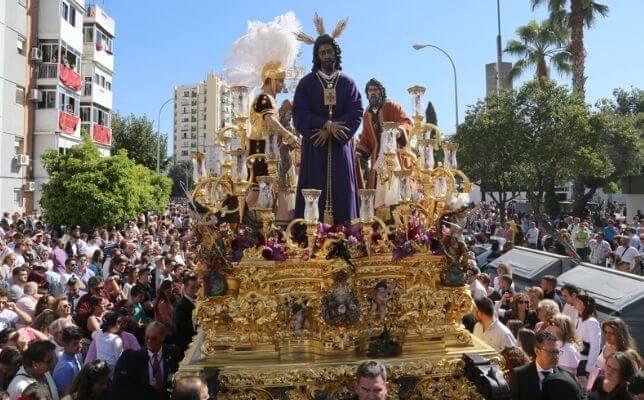 Hermandades y Cofradías del Lunes Santo en Sevilla - Pasión en Sevilla