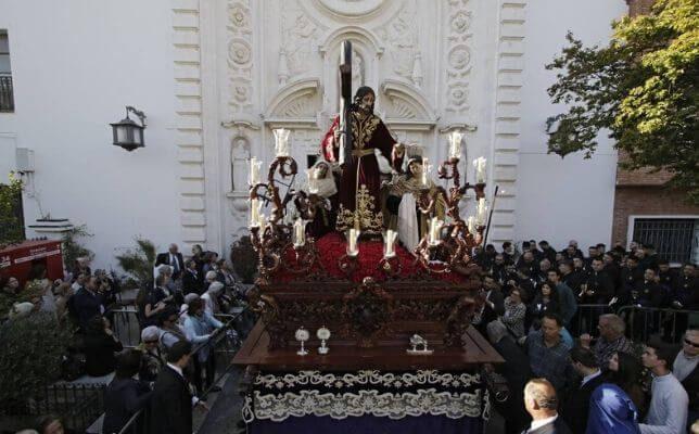 La Misión el Viernes de Dolores. Foto: Juan Flores