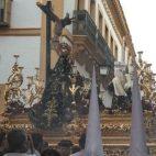 El Cristo de las Siete Palabras el Miércoles Santo. Foto: Vanessa Gómez