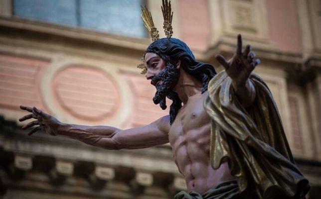 El Señor de la Resurrección. Foto: Vanessa Gómez