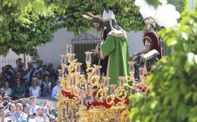 Misterio de San Gonzalo, el Lunes Santo de 2019.