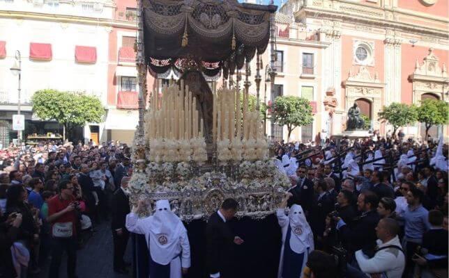 Jueves Santo En Sevilla Semana Santa 2020