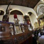 La Hiniesta el Domingo de Ramos. Foto: Vanessa Gómez