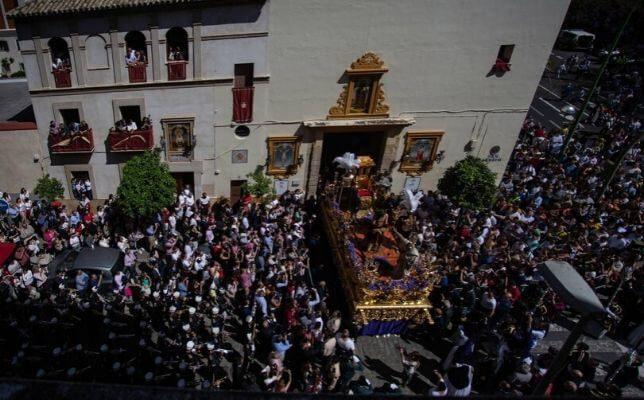 San Benito el Martes Santo. Foto: Vanessa Gómez