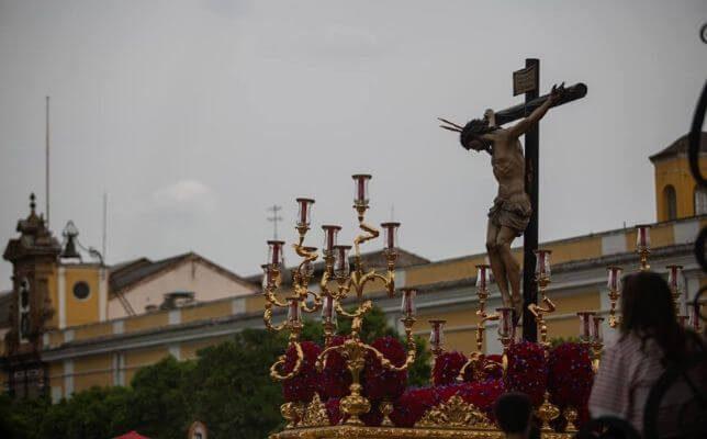 San Bernardo el Miércoles Santo. Foto: Vanessa Gómez