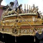 La Soledad de San Lorenzo el Sábado Santo. Foto: J. M. Serrano