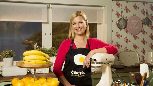 Anna olson la economista que se convirti en una exitosa for Programas de cocina en espana