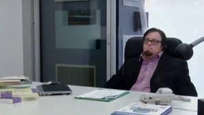 ¿Cómo reaccionarías si descubres que tu futuro jefe tiene síndrome de Down?