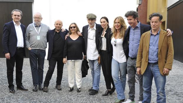 El elenco de la «Belle Époque»