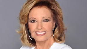 La presentadora de TV, siempre radiante