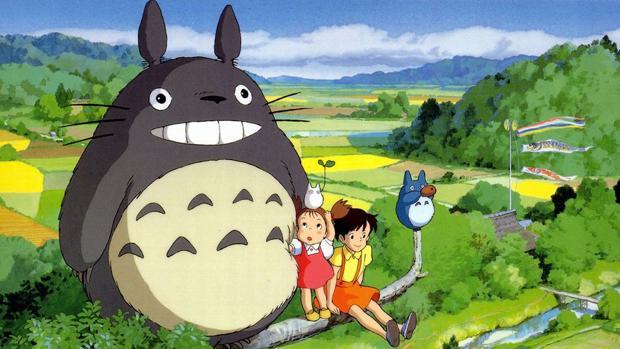 «Mi vecino Totoro»
