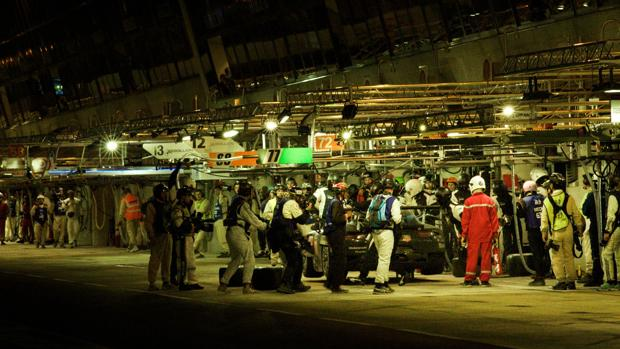 Fotograma de «Le Mans: Racing is Everything»