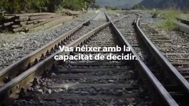 Imagen del anuncio de TV3