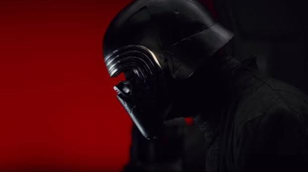 Fotograma del tráiler de Star Wars: los últimos jedi