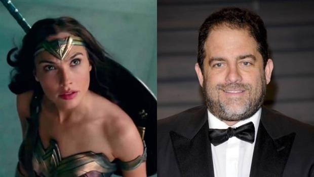 Gal Gadot (Wonder woman) y Bret Ratner