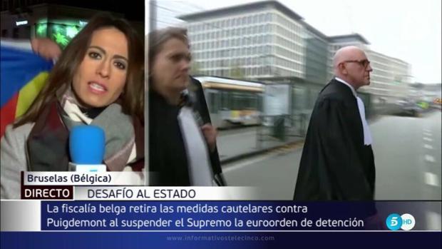 La periodista Ana Núñez-Milara