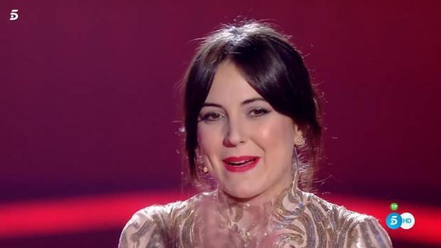 Alba es la ganadora de la quinta edición de La Voz