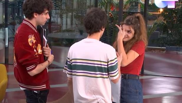 Amaia se derrumba en Operación Triunfo (OT 2017)