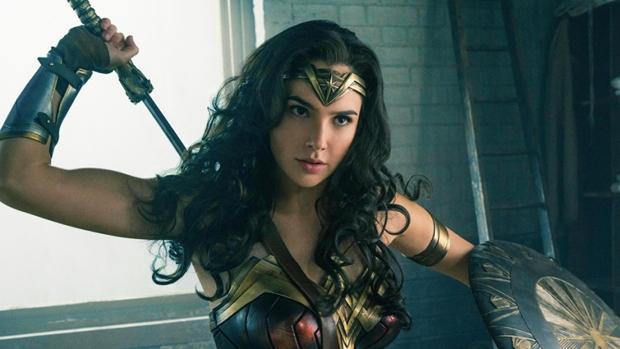 Gal Gadot protagoniza Wonder Woman