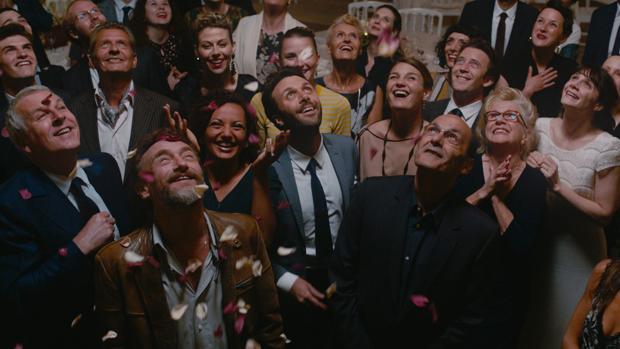 La emoción de esta boda de risa