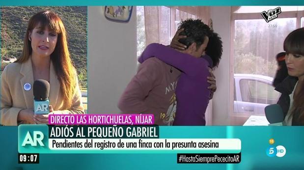 Lucía Valero entrevista al padre de Gabriel y a Ana Julia