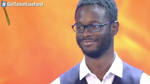 César Brandon, ganador de Got Talent