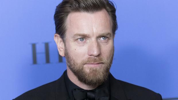 El actor Ewan McGregor