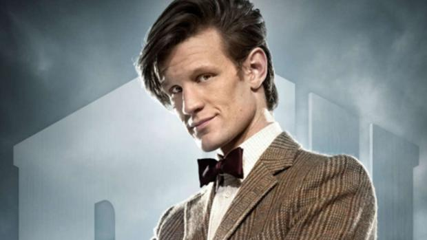Matt Smith en una imagen de «Doctor Who»