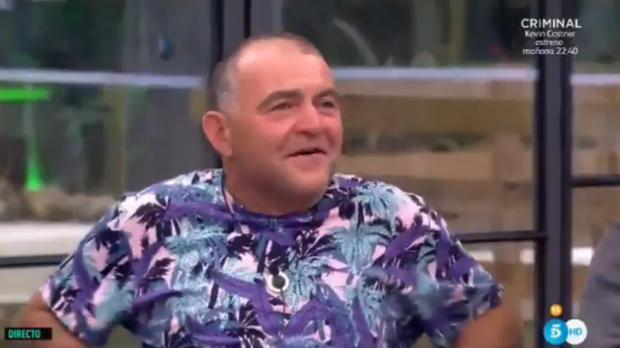 El Koala se ríe de Mónica Hoyos y Miraim Saavedra tras la discusión de ambas en «GH VIP»