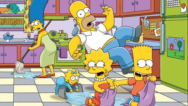 «Los Simpson» se ha convertido en una de las series más exitosas de la historia