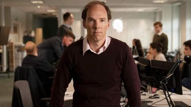 Benedict Cumberbatch es Dominic Cummings en «Brexit: The Uncivil War»