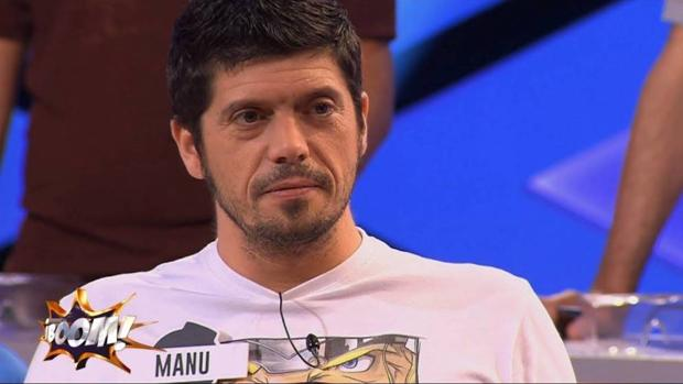 Manu, concursante de «¡Boom!»