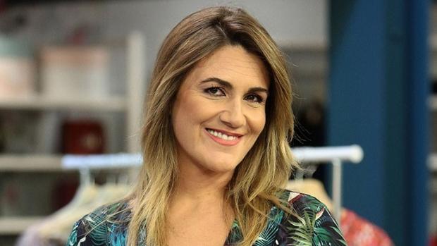 Carlota Corredera, presentadora de «Sálvame»