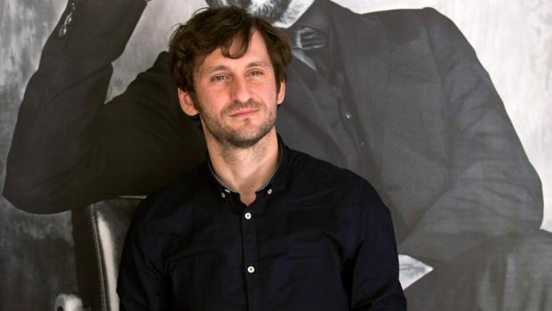 Raúl Arévalo, en Málaga antes de recibir el premio del festival cinematográfico