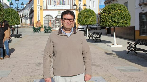 José Manuel Martínez Pozo, trabajador municipal que no cobra desde junio